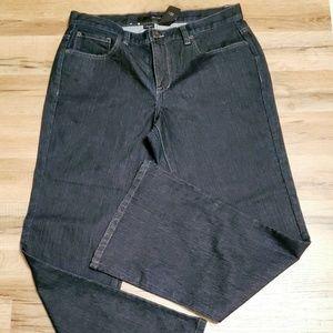 Calvin Klein Jeans Denim Dark Wash Flare Sz 31/12